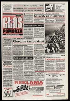 Głos Pomorza, 1993, sierpień, nr 184