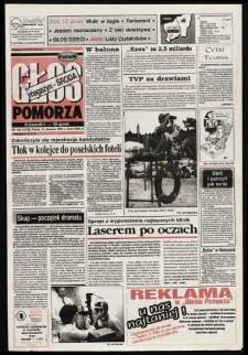 Głos Pomorza, 1993, sierpień, nr 185