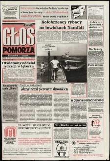 Głos Pomorza, 1993, sierpień, nr 196