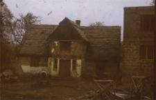 Dworek zrębowo-szkieletowy - Nowy Barkoczyn