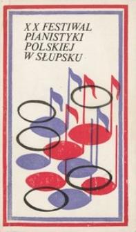 Festiwal Pianistyki Polskiej (20 ; 1986 ; Słupsk)