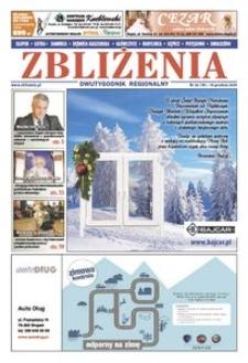 Zbliżenia : dwutygodnik regionalny, 2009, nr 24