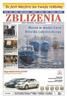 Zbliżenia : dwutygodnik regionalny, 2010, nr 2