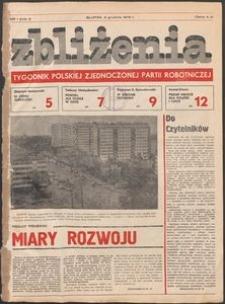 Zbliżenia : tygodnik społeczno-polityczny, 1979, nr 1