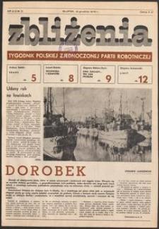 Zbliżenia : tygodnik społeczno-polityczny, 1979, nr 2