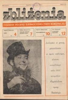 Zbliżenia : tygodnik społeczno-polityczny, 1979, nr 4