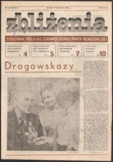 Zbliżenia : tygodnik społeczno-polityczny, 1980, nr 3