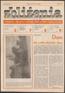 Zbliżenia : tygodnik społeczno-polityczny, 1980, nr 4