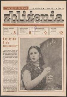 Zbliżenia : tygodnik społeczno-polityczny, 1980, nr 6