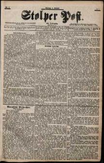 Stolper Post Nr. 2/1901