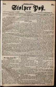 Stolper Post Nr. 3/1901