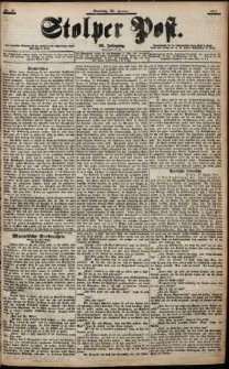 Stolper Post Nr. 16/1901
