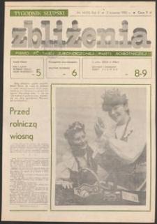 Zbliżenia : tygodnik społeczno-polityczny, 1980, nr 14