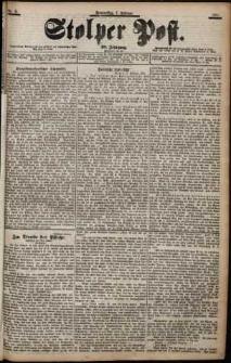 Stolper Post Nr. 31/1901