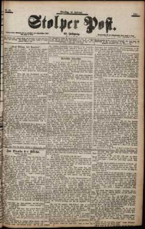 Stolper Post Nr. 35/1901