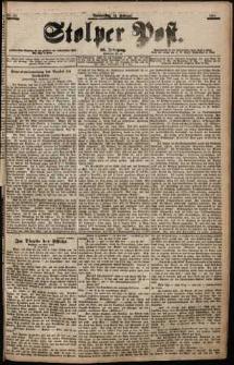 Stolper Post Nr. 37/1901