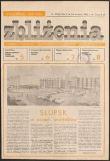 Zbliżenia : tygodnik społeczno-polityczny, 1980, nr 17