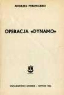 """Operacja """"Dynamo"""""""