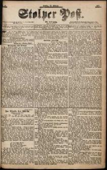 Stolper Post Nr. 44/1901