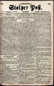 Stolper Post Nr. 57/1901