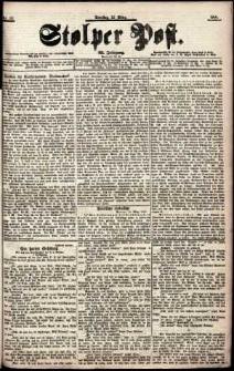 Stolper Post Nr. 59/1901