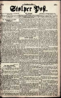 Stolper Post Nr. 61/1901