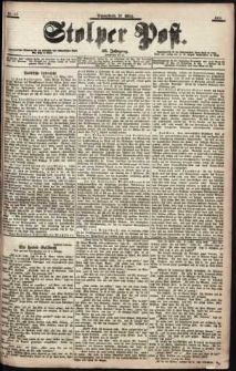 Stolper Post Nr. 63/1901