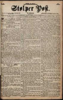 Stolper Post Nr. 47/1901