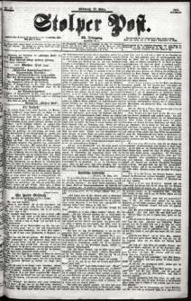 Stolper Post Nr. 72/1901