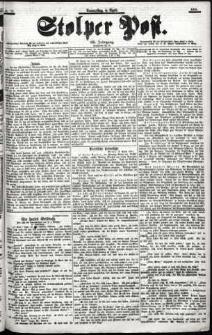 Stolper Post Nr. 79/1901