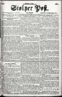 Stolper Post Nr. 88/1901