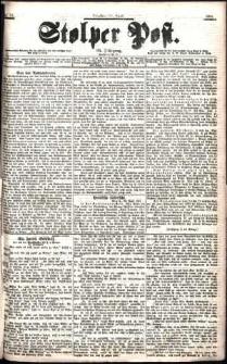 Stolper Post Nr. 93/1901