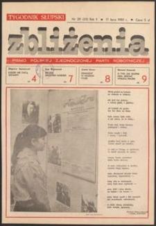 Zbliżenia : tygodnik społeczno-polityczny, 1980, nr 29