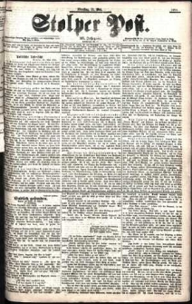 Stolper Post Nr. 116/1901