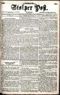 Stolper Post Nr. 118/1901