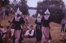 """Impreza folklorystyczna """"Jarmark Wdzydzki 1983"""" - Wdzydze KPE [1]"""