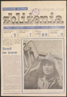 Zbliżenia : tygodnik społeczno-polityczny, 1980, nr 35