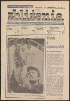 Zbliżenia : tygodnik społeczno-polityczny, 1980, nr 37