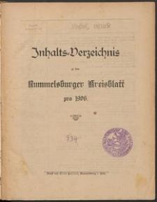 Rummelsburger Kreisblatt 1906