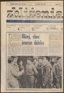 Zbliżenia : tygodnik społeczno-polityczny, 1980, nr 45