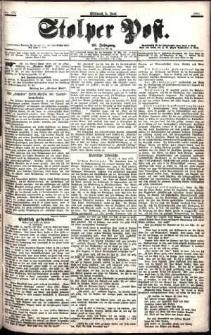 Stolper Post Nr. 128/1901