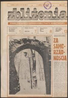 Zbliżenia : tygodnik społeczno-polityczny, 1980, nr 50