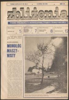 Zbliżenia : tygodnik społeczno-polityczny, 1980, nr 51