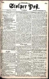 Stolper Post Nr. 142/1901