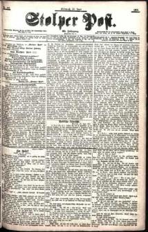 Stolper Post Nr. 146/1901