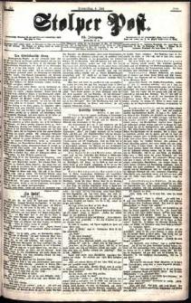 Stolper Post Nr. 153/1901