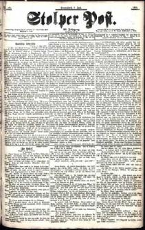 Stolper Post Nr. 155/1901