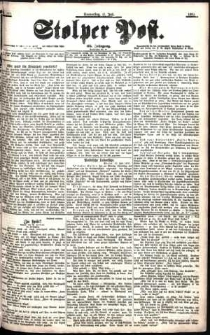 Stolper Post Nr. 159/1901