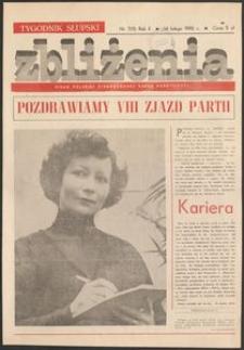 Zbliżenia : tygodnik społeczno-polityczny, 1980, nr 7