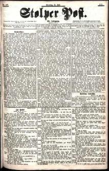 Stolper Post Nr. 168/1901